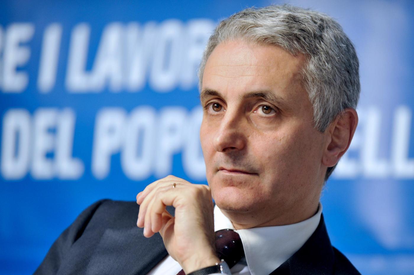 """Avezzano, Quagliariello inaugura la sede di """"Cambiamo"""" con Santangelo e Srour"""
