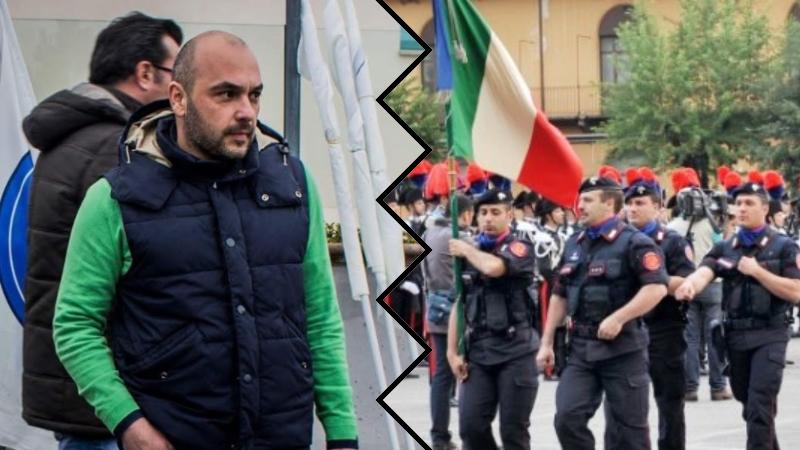 """Sul rinforzo del personale dell'Arma dei Carabinieri interviene Genovesi, Lega, """"in tempi rapidi per la Marsica si invii personale operativo nelle due Compagnie"""