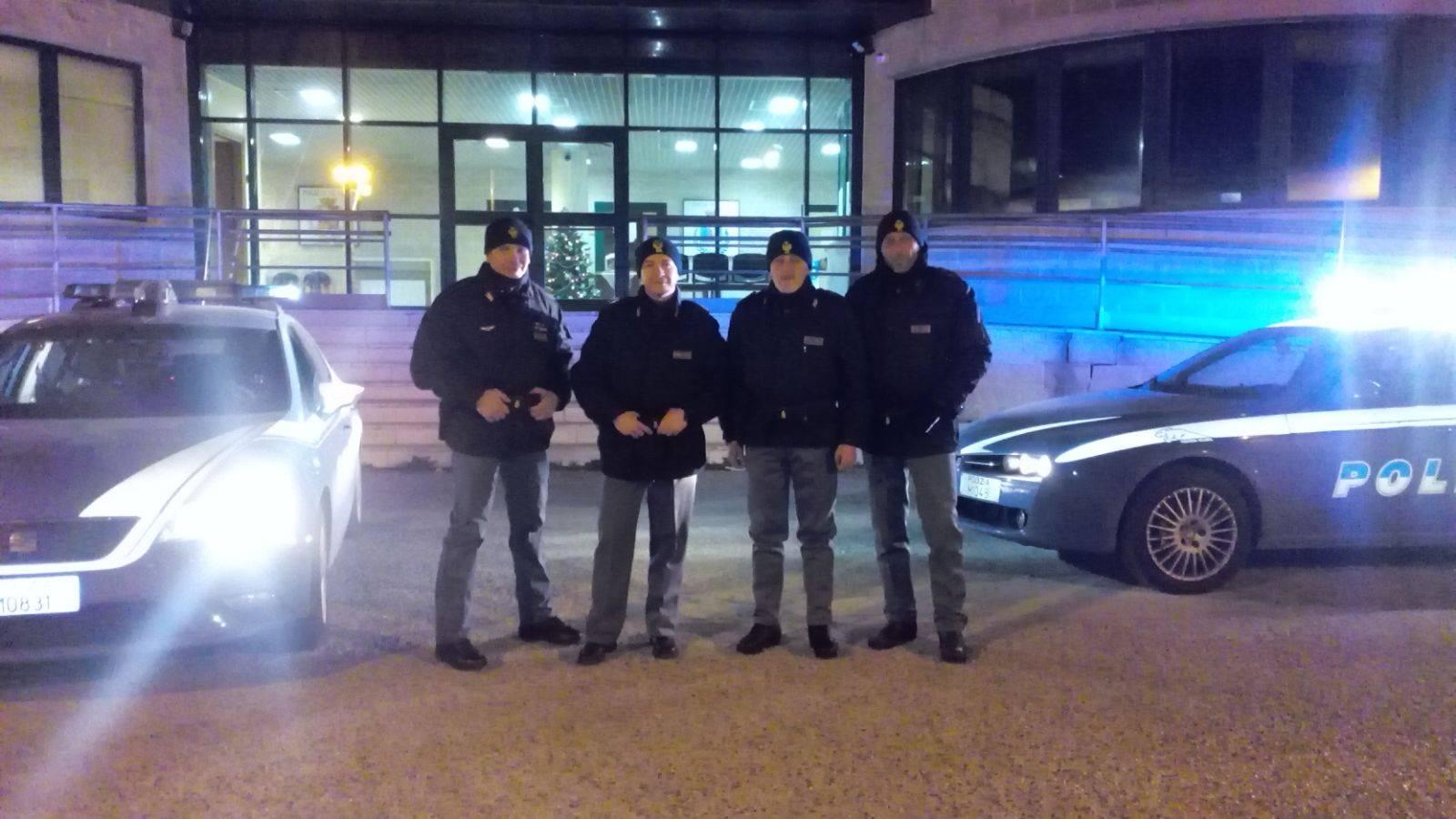 Operazione Pusher, polizia tra i giovani a contrasto dello spaccio di stupefacenti