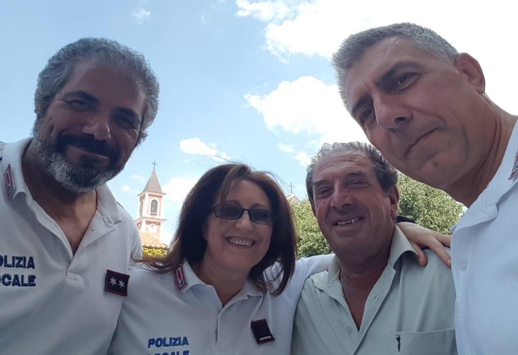 Un nuovo agente di Polizia Locale per il comune di Collarmele