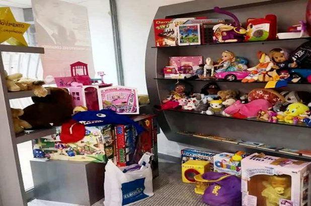 Torna giocattoli in movimento, lo storico evento del Natale M5S per grandi e piccini