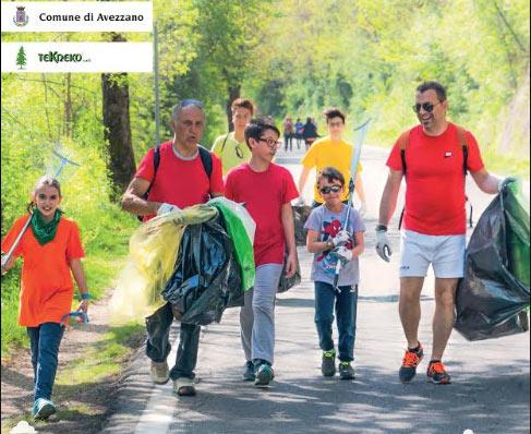 Giornata ecologica, appuntamento sul Monte Salviano