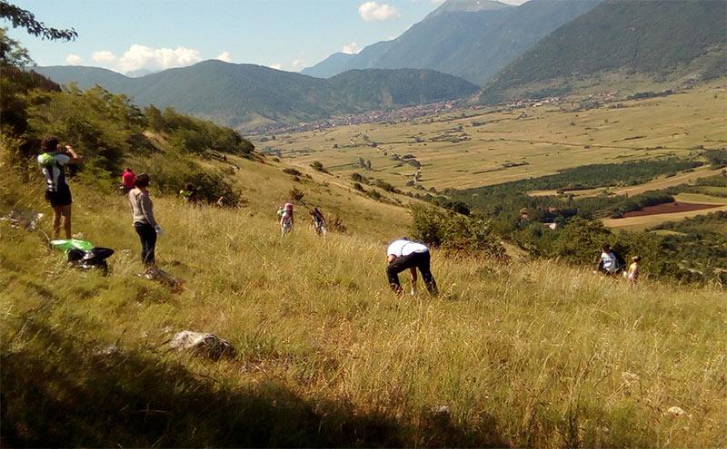 Cinque giornate ecologiche organizzate in Marsica nelle ultime 3 settimane