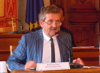 """Crisi comunale. Giovanni Di Pangrazio bacchetta De Angelis: """"Rispetti la Città"""""""