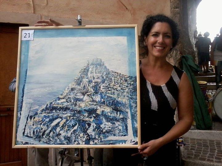 Mostra d'Arte Personale di Graziella Gagliardi