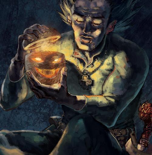 La leggenda di Jack O'Lantern
