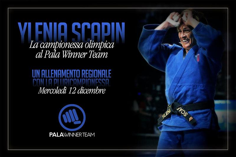 Allenamento regionale judo al PalaWinnerTeam, mercoledì lo guiderà l'olimpionica Scapin