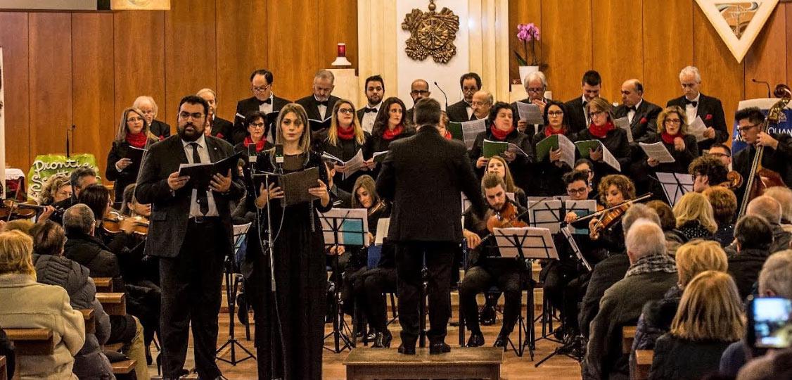 Concerto di Natale con l'Orchestra I.M.A