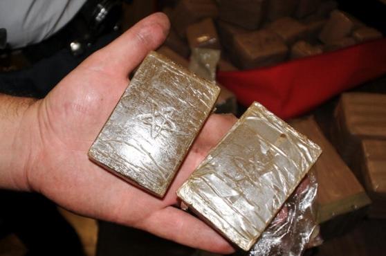 Trovati in possesso di hashish e cocaina: due arresti a Celano