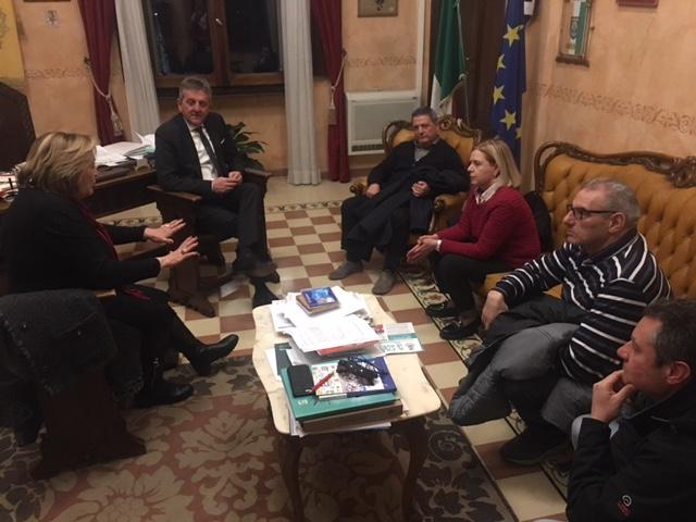 Trasfusionale a rischio per carenza di organico, il sindaco Di Pangrazio sollecita i vertici Asl