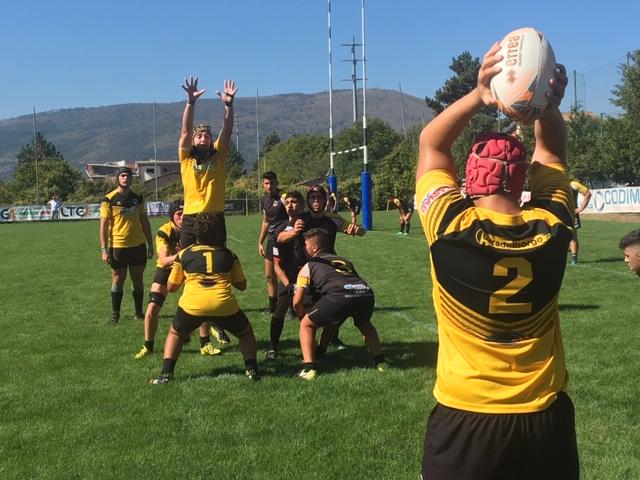 'Avezzano rugby perde fuori casa a Frascati, ottima la prestazione della 18 nonostante la sconfitta