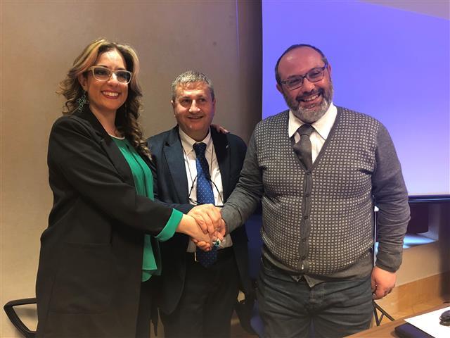 Rosa Pestilli nominata Vice Presidente del C.N.A.L