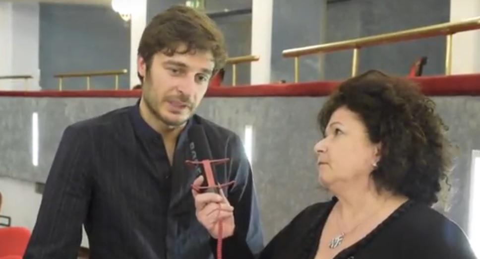 Con Lino Guanciale, in Itaca, un viaggio nell'io della conoscenza | VIDEO
