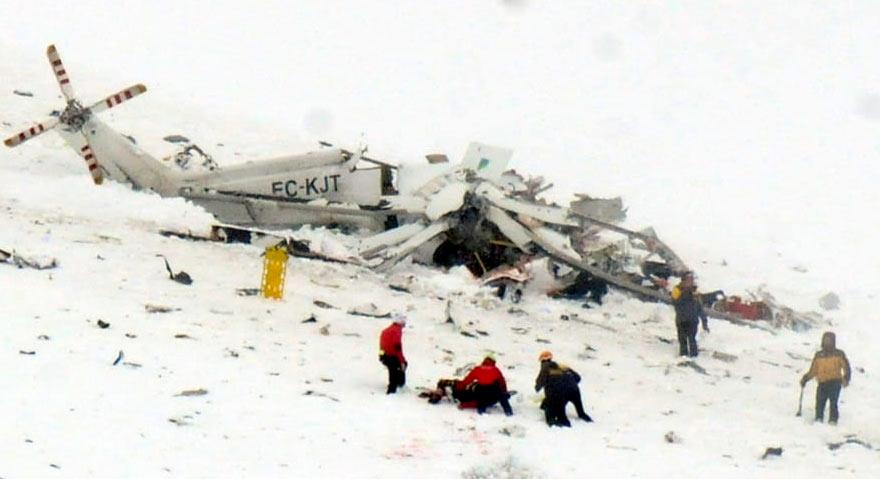 Vent'anni dall'istituzione dell'elisoccorso in Abruzzo, serata in ricordo delle vittimedelle vittime dell'elicottero del 118