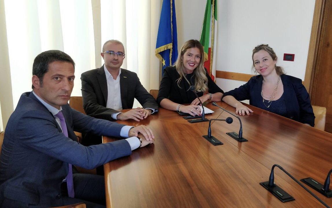 Marcozzi e Pettinari, incontro con il Ministro Giulia Grillo sul riordino della rete ospedaliera