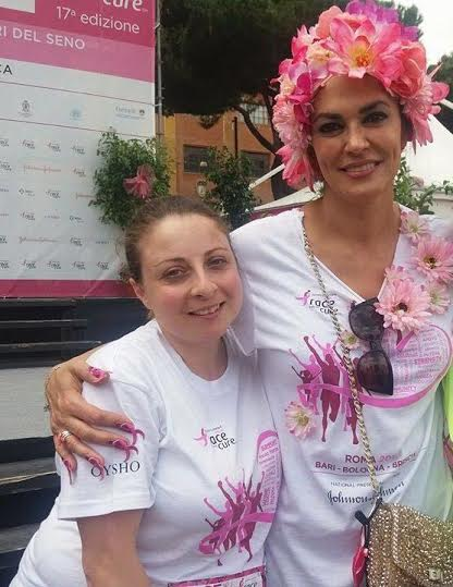 Iniziative per sensibilizzare al fenomeno del tumore al seno donne