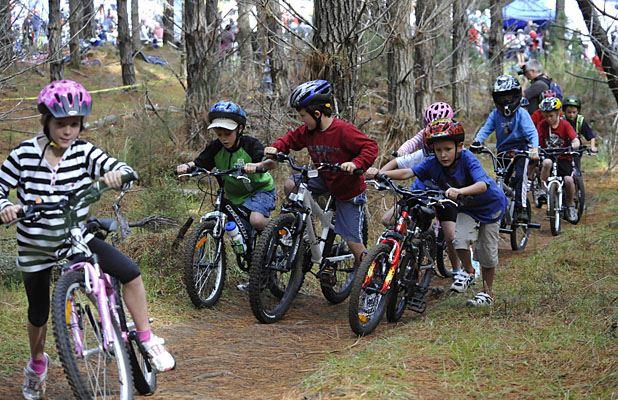 """Semaforo verde per l """"E...state nella Riserva del Salviano"""". Al via il """"Campo scuola Mountain Bike 2016"""""""