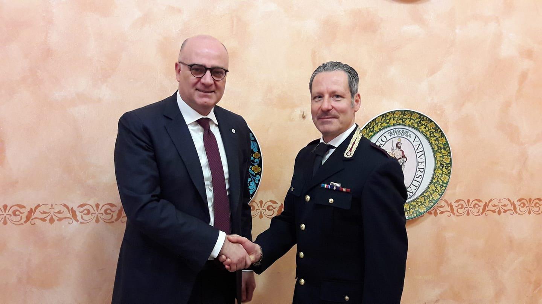 Il vice questore Ippoliti è il nuovo dirigente del commissariato di Avezzano