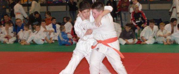 Judo: al PalaWinnerTeam 80 ragazzi da tutto l'Abruzzo per vincere il Criterium