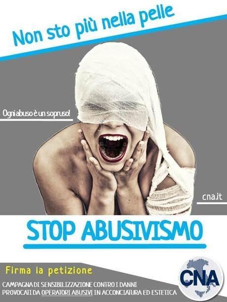 """CNA Avezzano: """"Al via la campagna contro l'abusivismo nel settore del benessere"""""""