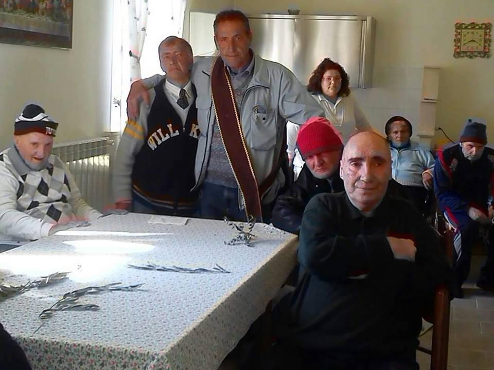 Lecce, la Confraternita di Sant'Antonio torna dagli ospiti della casa famiglia