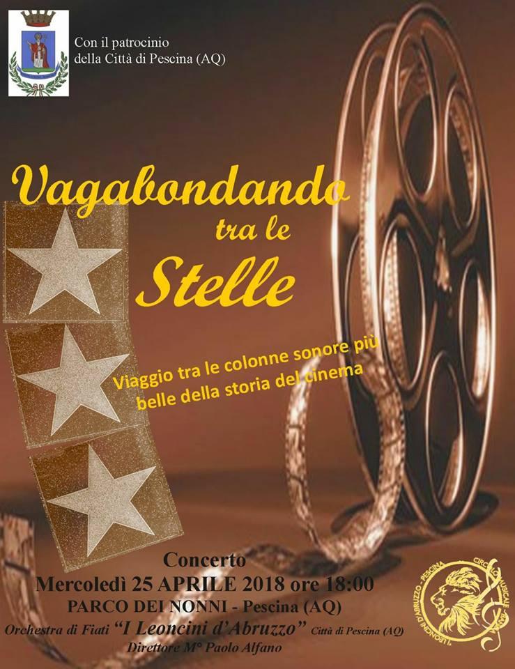 Concerto dei Leoncini D'Abruzzo,Vagabondando tra le stelle
