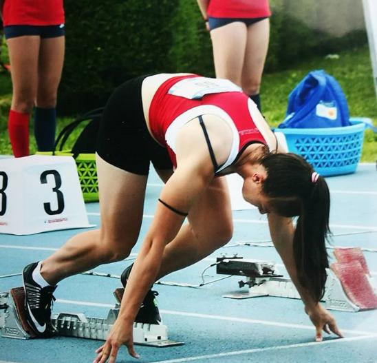 Alessia Lilli ai Campionati Italiani Assoluti di atletica