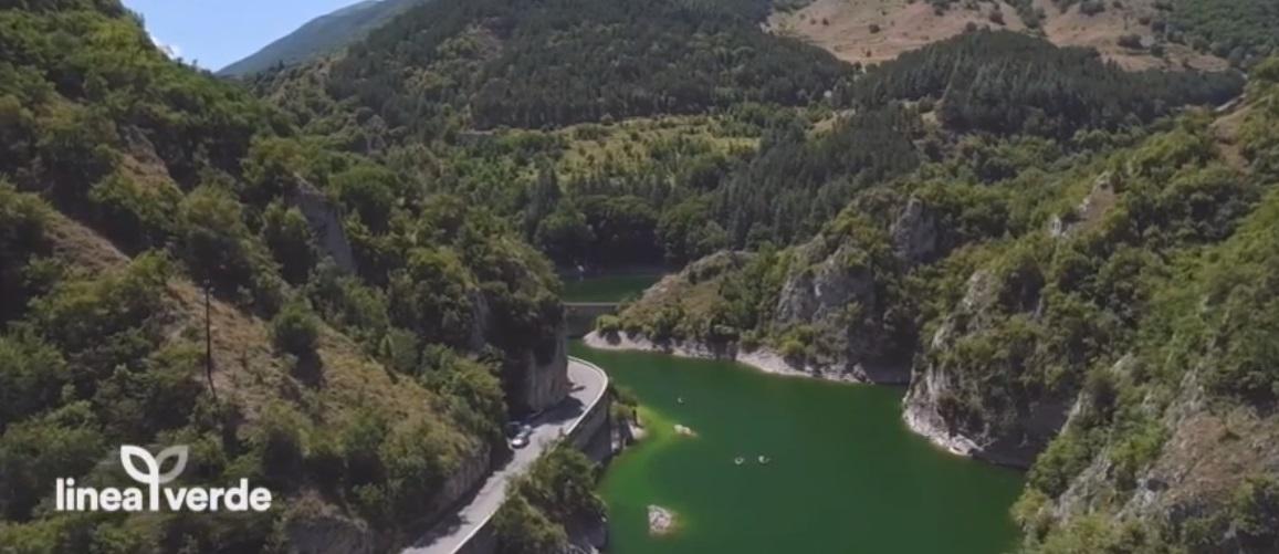Il Lago di Scanno protagonista a Linea Verde Estate