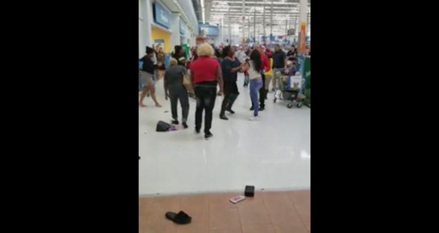 Lite furibonda al supermarket, interviene il 118