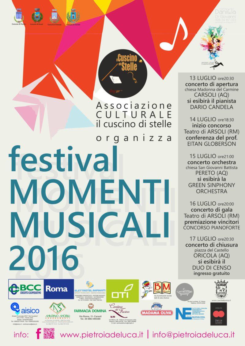 """Al via a 4^ edizione del Concorso Pianistico Internazionale """"Piana del Cavaliere"""""""