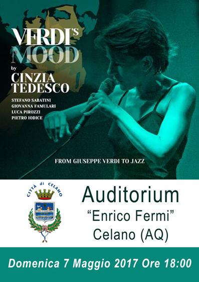 """Celano, all'auditorium evento musicale """"da Verdi al jazz"""""""