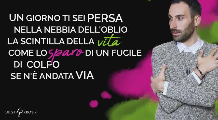 """Esce il primo singolo di Luigi Prosia """"Un attimo di lucidità"""""""