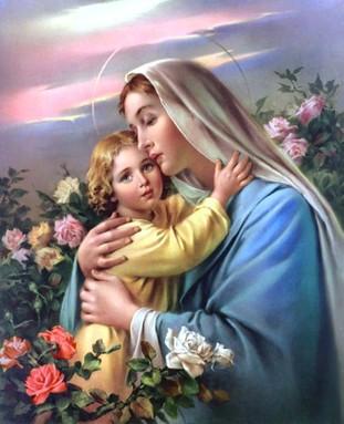 Maggio, il mese della Madonna