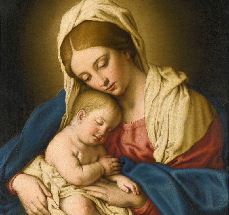 Maria, la madre di tutte le mamme