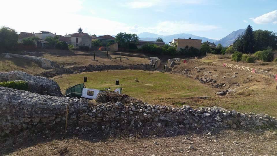 Valorizzazione del patrimonio archeologico Marruvium, arriva la firma di un protocollo d'intesa