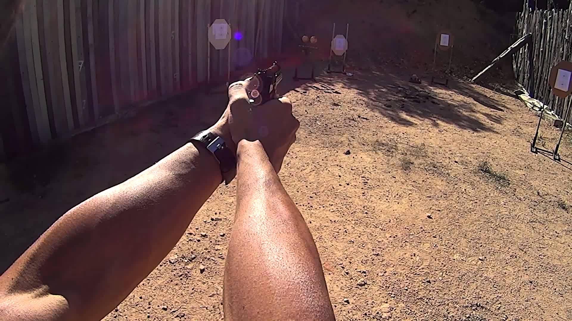 Si ferisce con un colpo di pistola