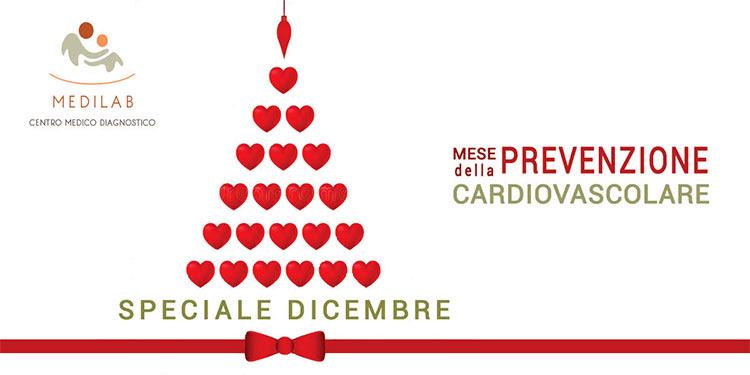 Da MEDILAB Avezzano un dicembre speciale con la prevenzione per la salute del tuo Cuore