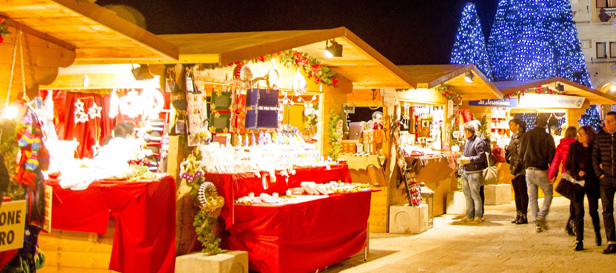 Ovindoli ospita la prima edizione del mercatino di Natale, apertura delle piccole botteghe artigiane