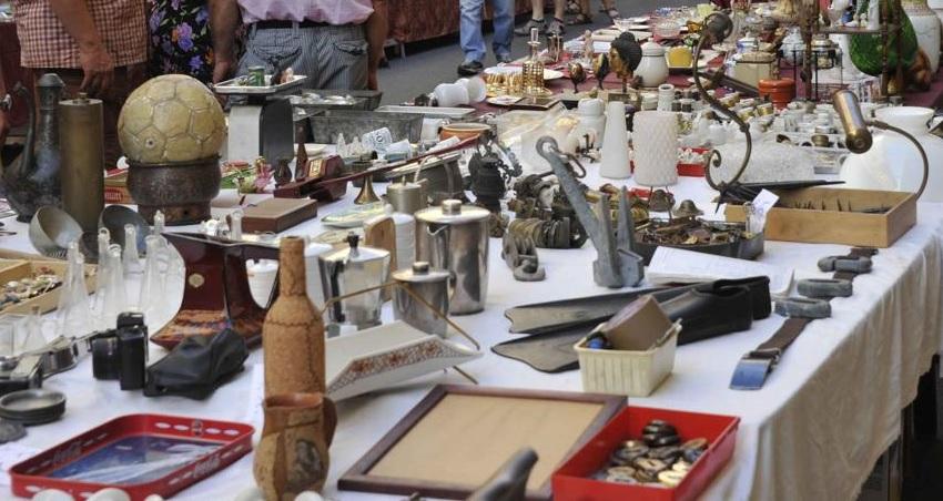 Mercatino a Celano, appuntamento con la due giorni dedicata all'antiquariato e all'artigianato