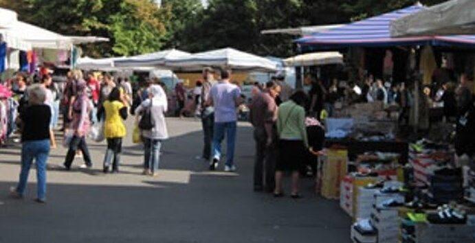 Mercato del Mercoledì, confermato lo spostamento di 8 banchi su via Fontana