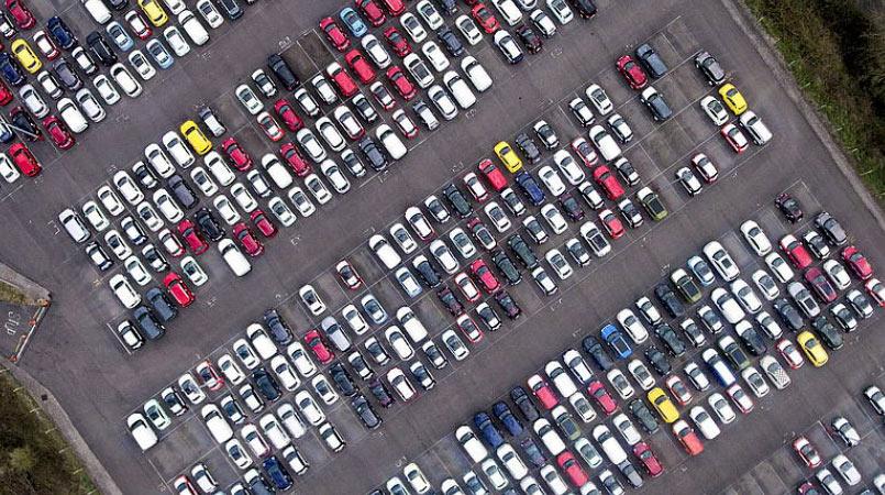 Mercato dell'auto in Abruzzo nel 2018
