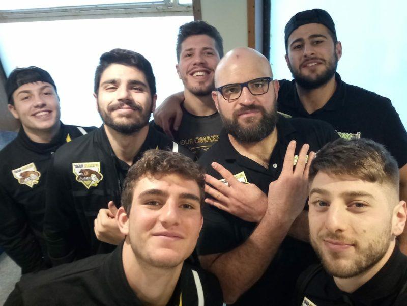 Avezzano rugby: grande vittoria a Messina della prima squadra; vincono anche la 16 e la 14, pareggio della 18