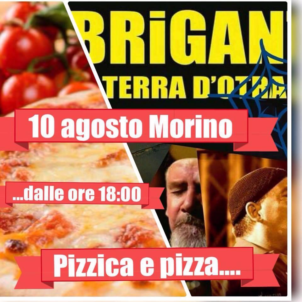 Morino, pizzica e pizza e cultura