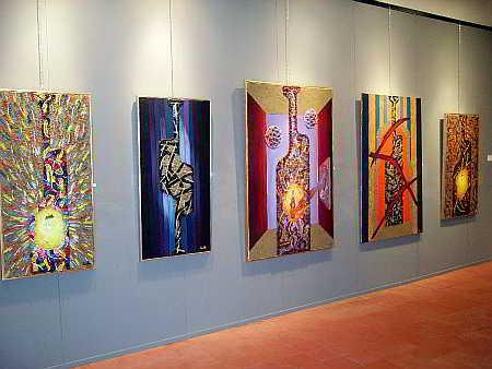 """""""...Nell'animo non muore"""", collettiva di arte contemporanea a Luco dei Marsi"""