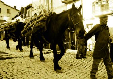 Le feste tradizionali nella zona Alto Sangro