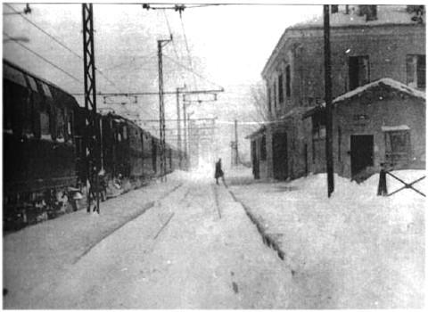 La nevicata del 1956