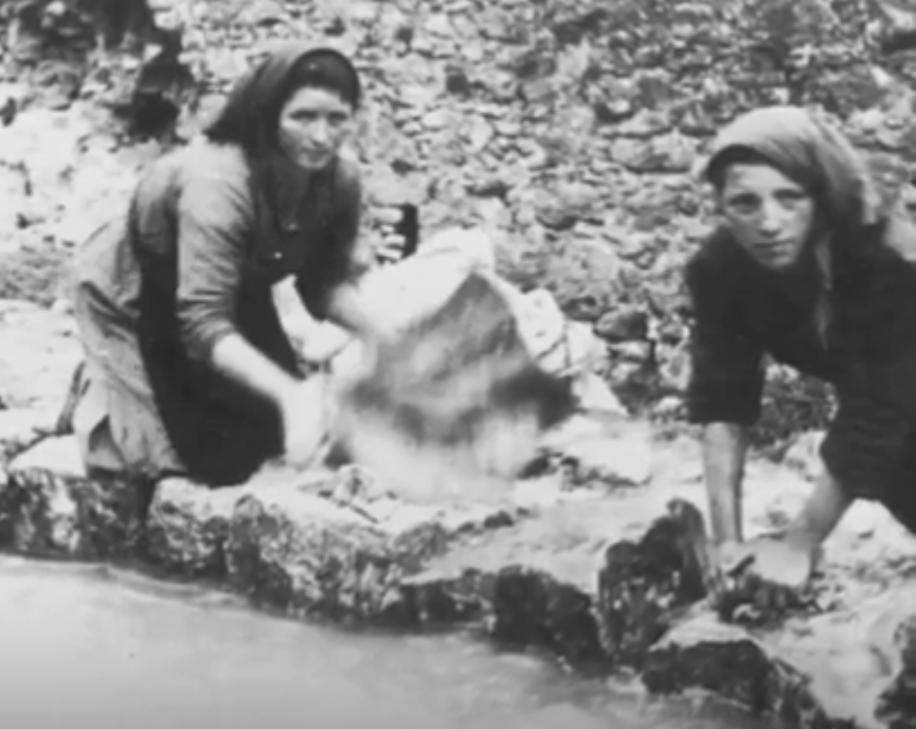 Come e cosa facevano le DONNE marsicane, nel 1937