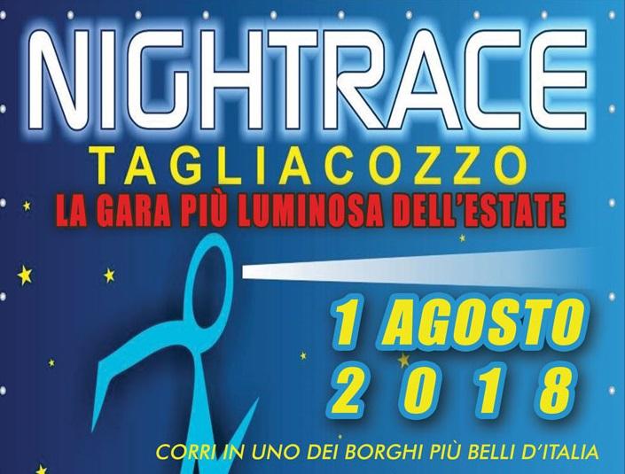 4^ Night Race di Tagliacozzo