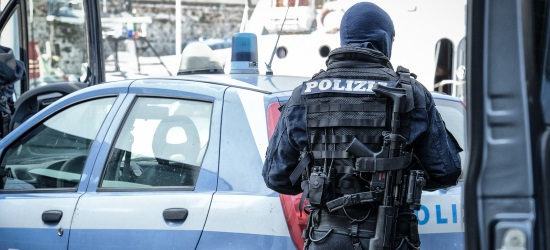 Avezzano: Forze dell'Ordine a caccia di un sospetto terrorista