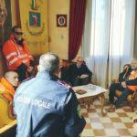 Avezzano, Nonni vigili ricevuti in Comune, il ringraziamento dell'amministrazione comunale